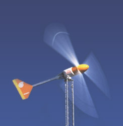 Bergey Wind Turbine